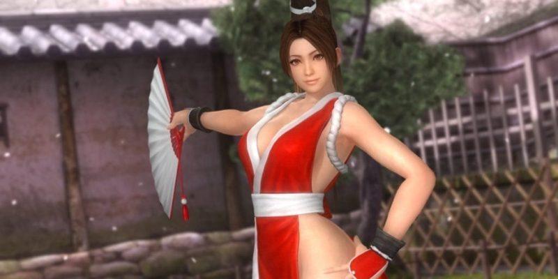 Mai Shiranui Is Coming To Doa 5: Last Round