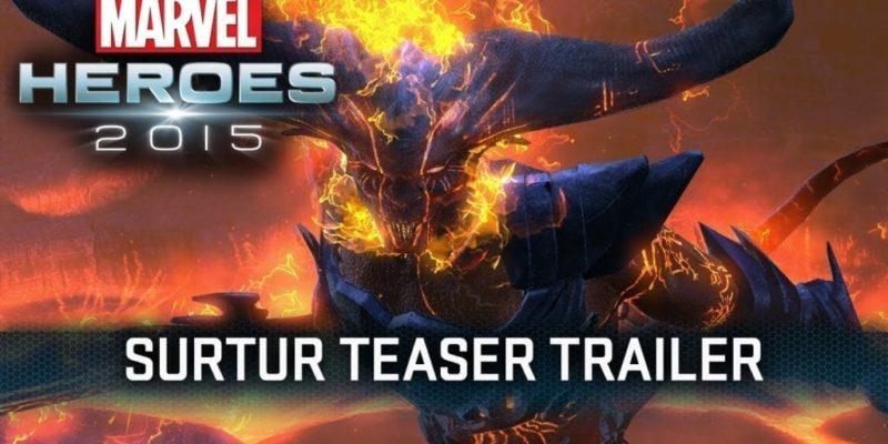 Marvel Heroes 2015 Announced, Gets Teaser Trailer