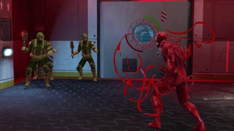 Marvel Heroes Omega: Carnage PC Trailer
