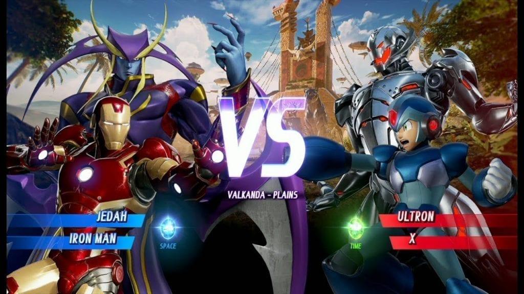 Marvel Vs. Capcom: Infinite: Jedah And Gamora Exhibition Trailer