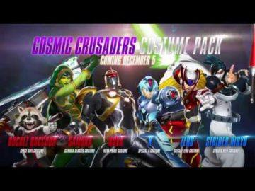 Marvel Vs. Capcom Infinite Will Receive Brand New Dlc Costumes
