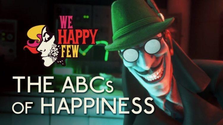 Meet We Happy Few's playable characters