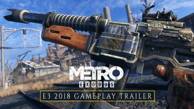 Metro Exodus hands-on impressions