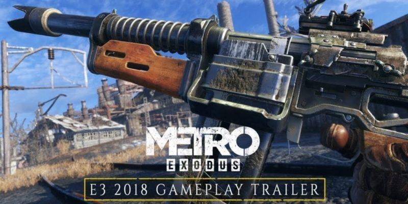 Metro Exodus Hands On Impressions