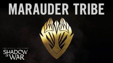 Middle Earth: Shadow Of War: Marauder Tribe Trailer