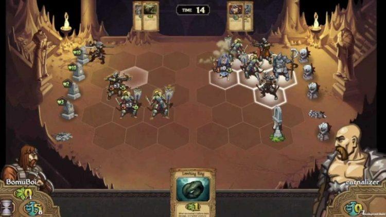 Mojang Reveal Scrolls Gameplay Trailer
