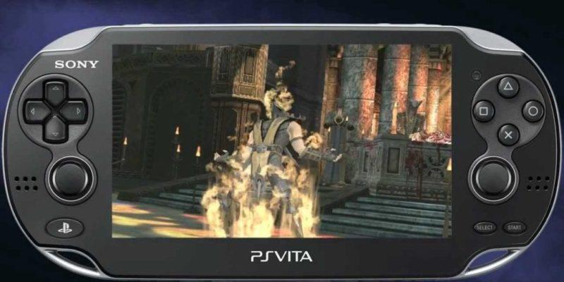 Mortal Kombat Vita Launch Trailer