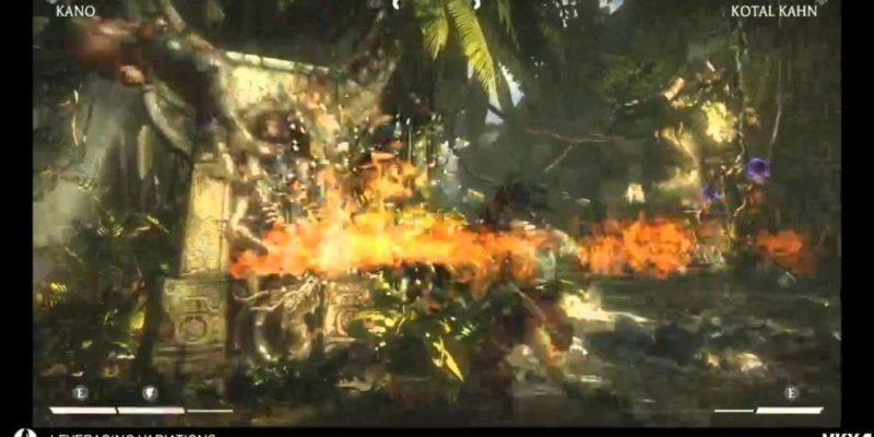 Mortal Kombat X Gets An Hour Long Gameplay Livestream Video
