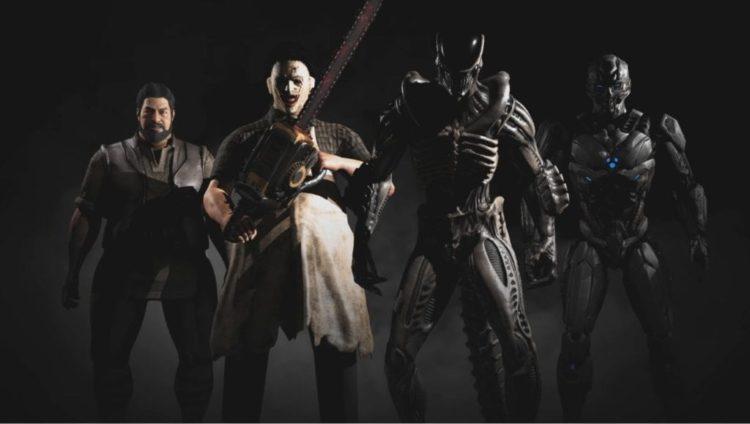 Mortal Kombat X Kombat Pack 2 Characters Revealed on New Trailer