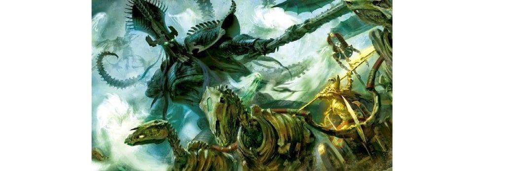 Nagash Warhammer Fantasy End Times Total War