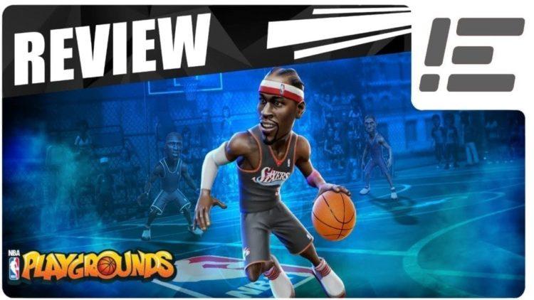 NBA Playgrounds Has Hit the Half-Million Sales Mark