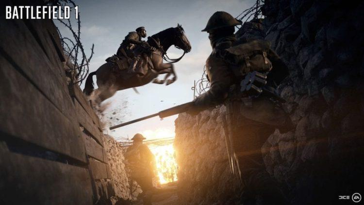 New Battlefield 1 Screenshots Leak, More Environment Details Revealed