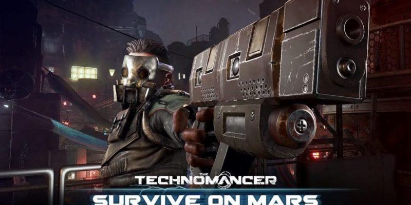 New Gameplay Trailer For The Technomancer