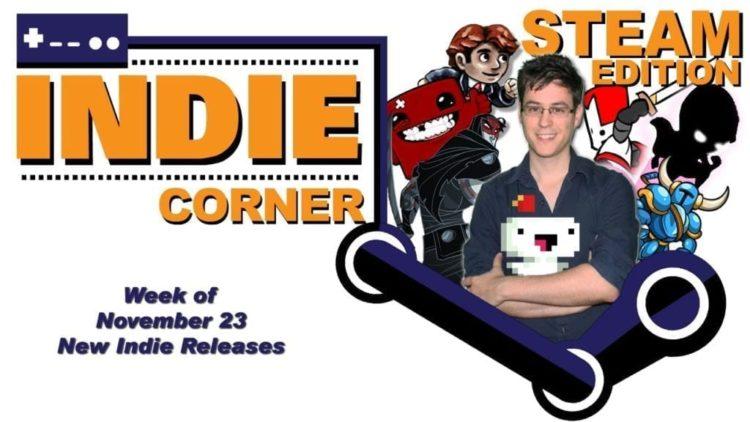 New Indies on Steam for Week of Nov 23