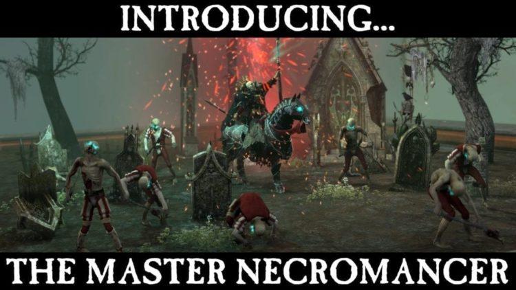 New Total War: Warhammer Trailer Focuses on Master Necromancer
