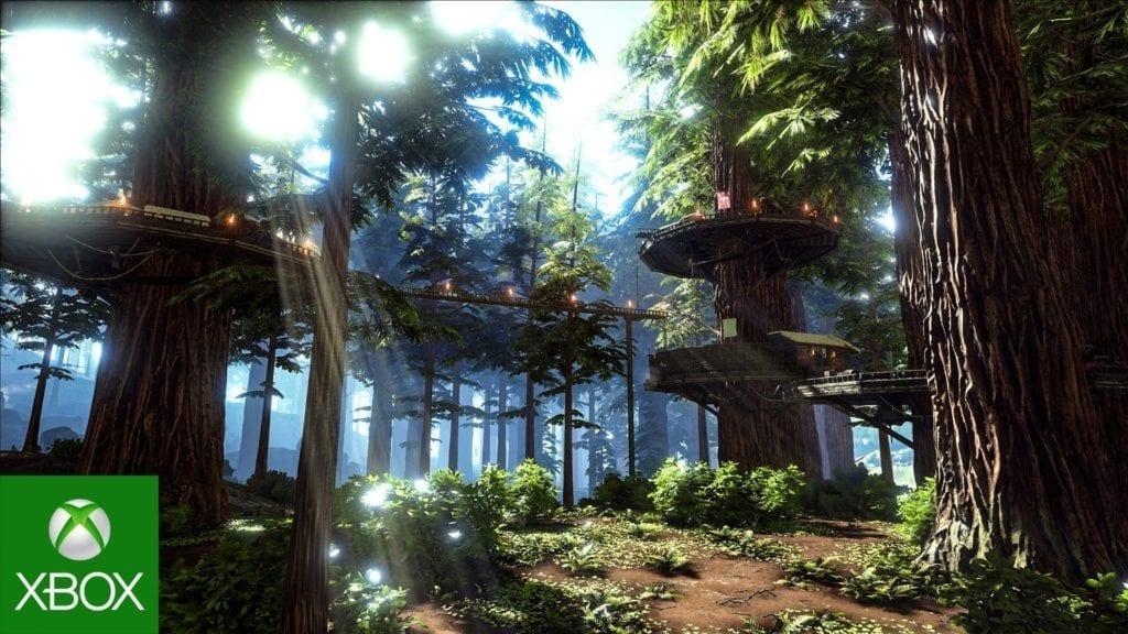 New Trailer For Ark: Survival Evolved