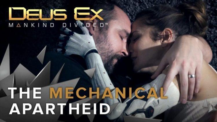 New Trailer For Deus Ex: Mankind Divided