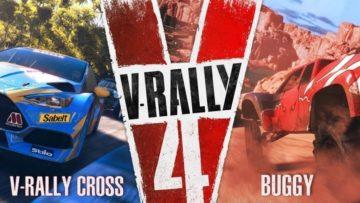 New V Rally 4 Trailer Shows Off Rallycross And Buggy Racing