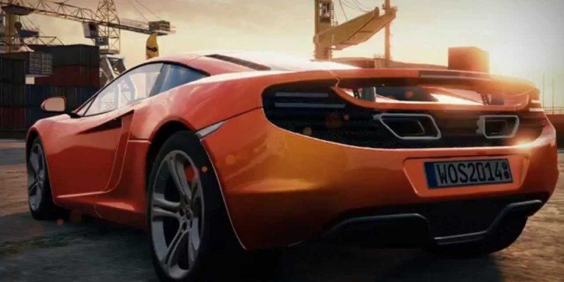 New World Of Speed Trailer And Screenshots