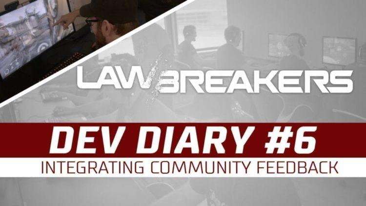 Next Alpha Round for LawBreakers, Dev. Diary from Boss Key