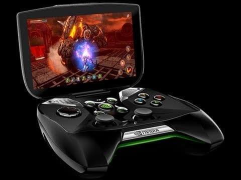 Nvidia Unveil Project Shield