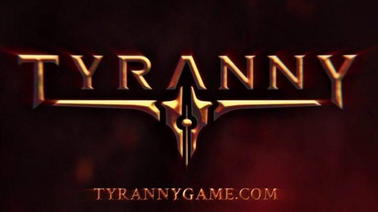 "Obsidian Announces a New Fantasy RPG Called ""Tyranny"""
