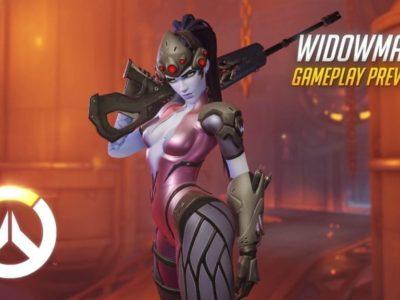 Overwatch Has A New Assassin: Widowmaker