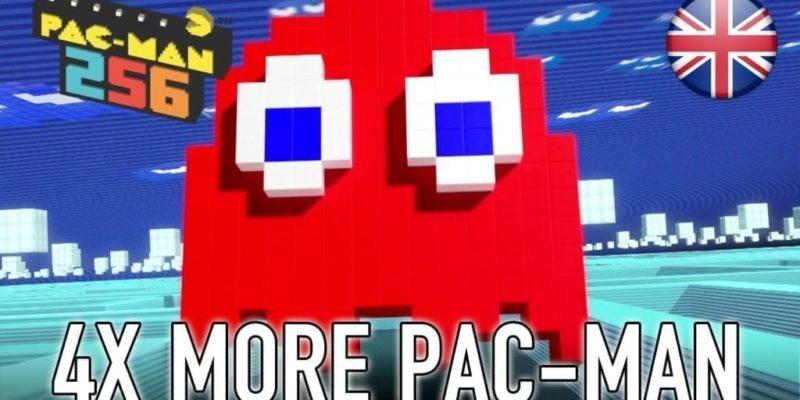 Pac Man 256 Launch Trailer