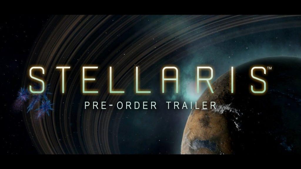 Paradox Open Stellaris Pre Orders