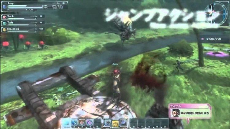 Phantasy Star Online 2 Coming in 2013