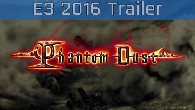 Phantom Dust – E3 2016 Reveal Trailer