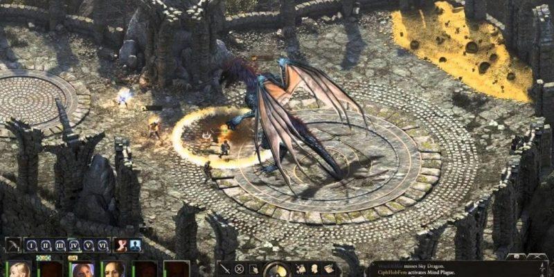 Pillars Of Eternity obsidian
