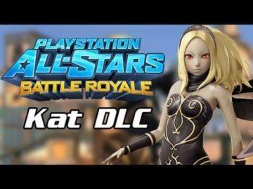 Playstation All Stars Battle Royale – Kat And Emmet Greaves Footage