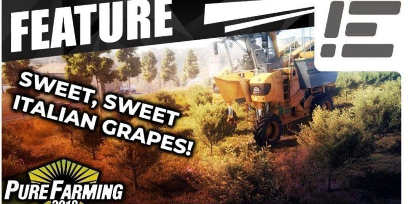 Pure Farming 2018 Ama Reveals Interesting New Details