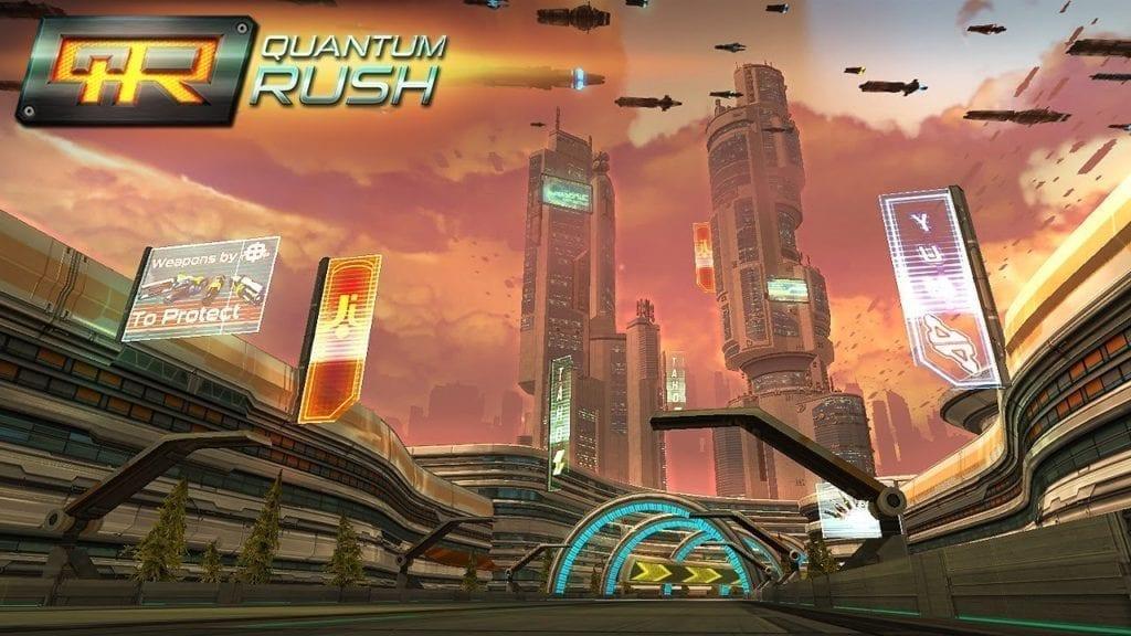 Quantum Rush: Greenlit On Steam & Extensive Update