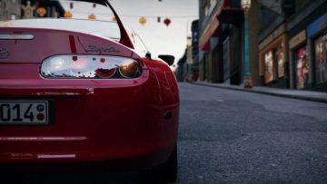 Racing Mmo World Of Speed Gets Toyota Supra Mk4