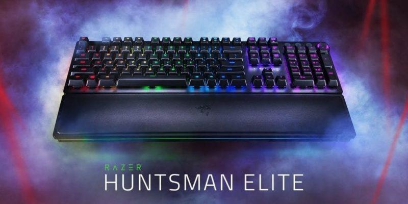 Razer Announces New Razer Huntsman Keyboard Line