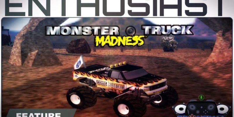 Reinstall — Monster Truck Madness 2