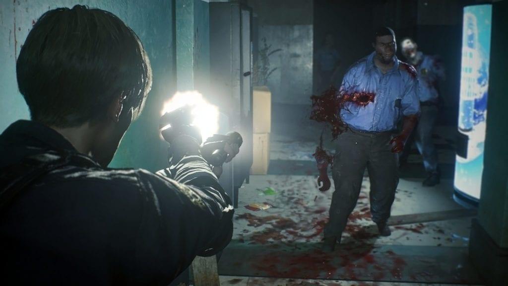 Resident Evil 2 Remake Screenshots E3 2018 2