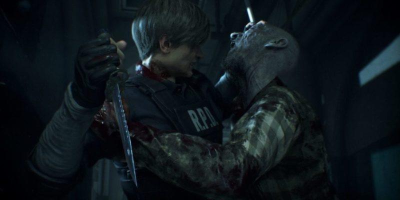 Resident Evil 2 Remake Screenshots E3 2018 4