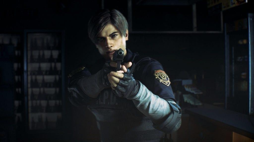 Resident Evil 2 Remake Screenshots E3 2018 8