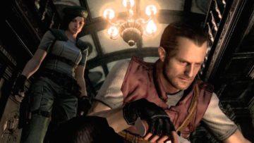 Resident Evil Pc Trailer Receives Some Questionable Enhancements