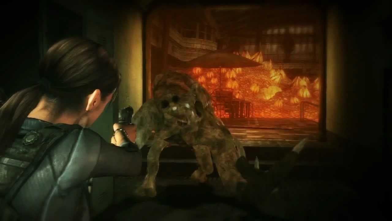 Resident Evil: Revelations Hd Announcement Trailer