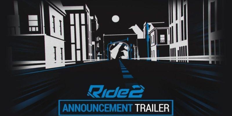 Ride 2 Announced