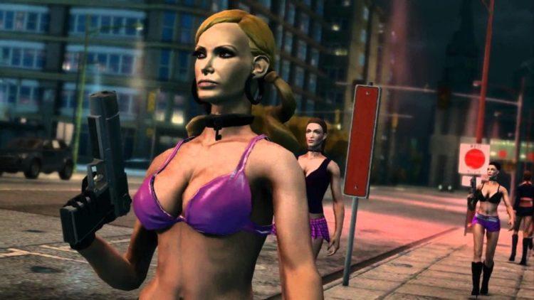 Saints Row: The Third Penthouse Pack DLC Trailer