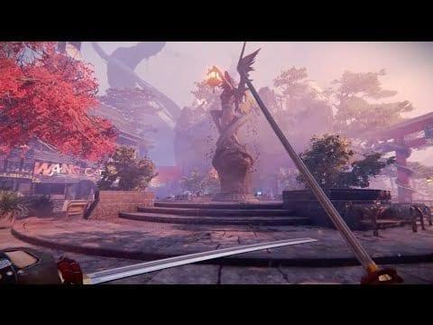 Shadow Warrior 2 New Gameplay Trailer