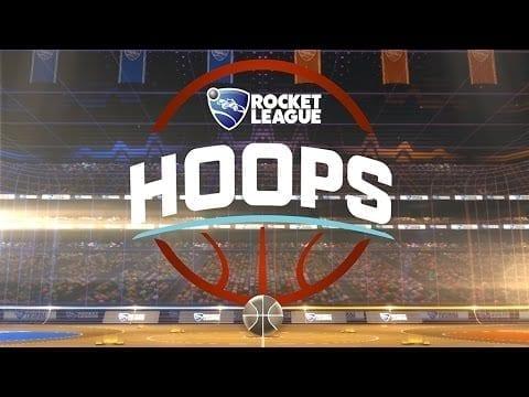 Shoot Hoops In Rocket League