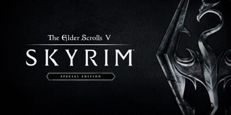 Skyrim Special Edition Announced