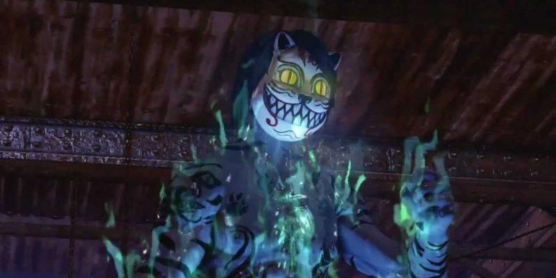 Sleeping Dogs Halloween Dlc Has Demons, Kung Fu Magic