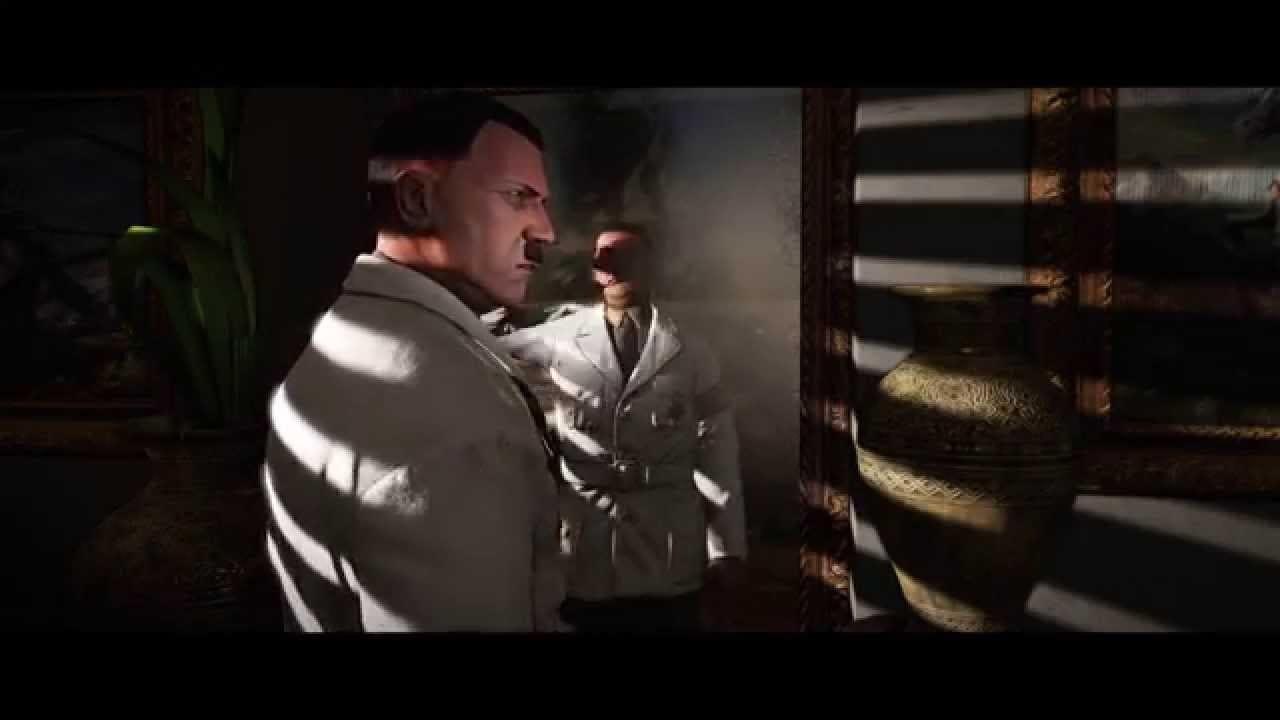 Sniper Elite 3 'hunt The Grey Wolf' Dlc Teaser Trailer Shows Off Preorder Bonus